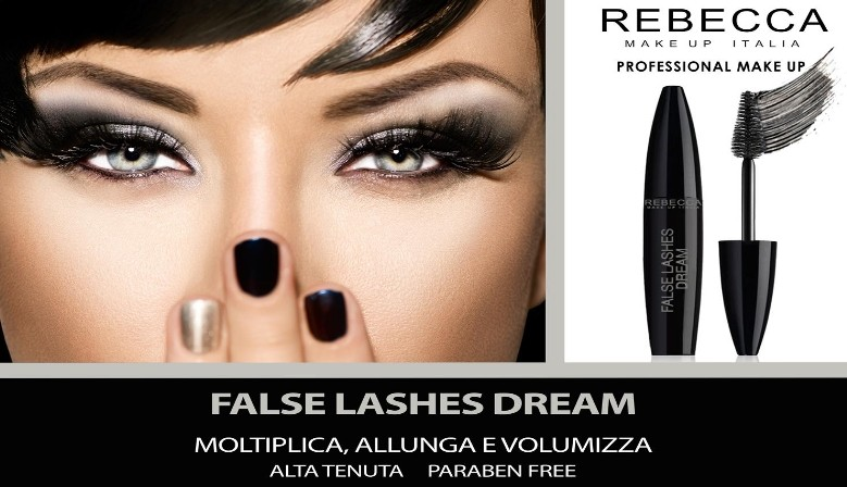 Mascara False Lashes Dream