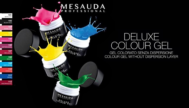 deluxe colour gel