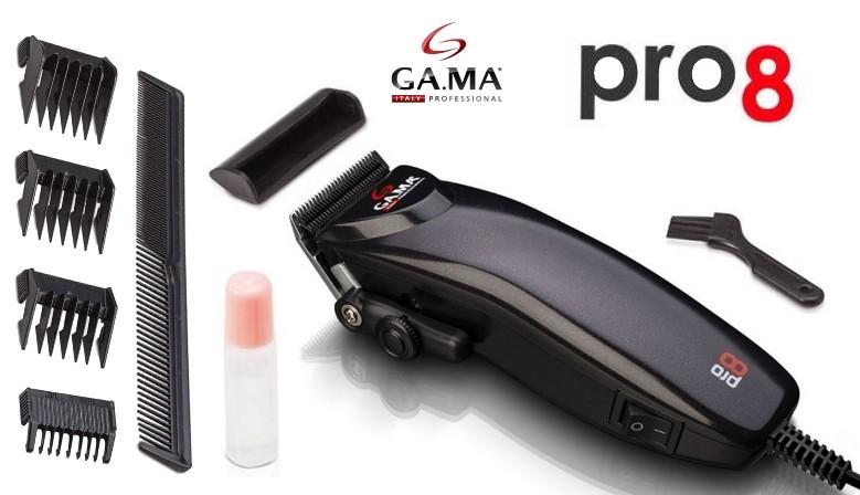 GAMA pro 8