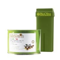 Cera Liposolubile Ester Verde Olio Oliva  400 ml Skinsystem