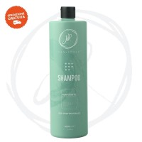 Shampoo Purificante con Zinco Piritione (Antiforfora) - 1000 ml - Jean Robert