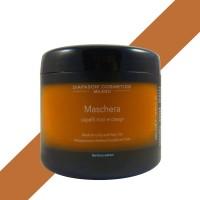 Maschera Capelli Ricci e Crespi - 500 ml - DCM Diapason Cosmetics