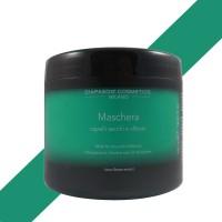 Maschera Capelli Secchi e Sfibrati - 500 ml - DCM Diapason Cosmetics