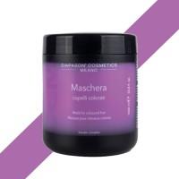 Maschera Capelli Colorati - 1000 ml - DCM Diapason Cosmetics