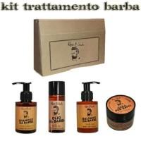 Kit Linea Barba (4 Prodotti)