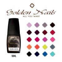 Smalti Golden Nails Professional - Pro Laq - Semipermanente in Gel - 10 ml