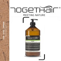Pure - Shampoo Ultra Delicato per Capelli Naturali - 1000 ml - Togethair