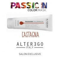 AlterEgo - Passion Color Mask - Castagna - 250 ml