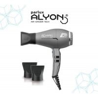 Asciugacapelli Parlux Alyon - Graphite Opaco - NEW