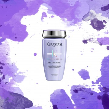 Kérastase Blond Absolu - Bain Ultra-Violet all Acido Ialuronico - 250 ml 68b50bf93349