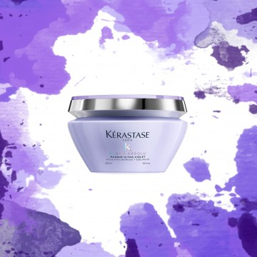 Kérastase Blond Absolu - Masque Ultra-Violet - 200 ml