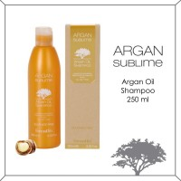 Argan Sublime - Argan Oil Shampoo - 250 ml - FarmaVita