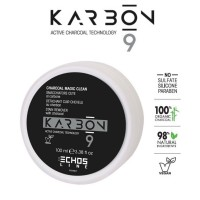 Karbon 9 Magic Clean - Smacchiatore Cute al Carbone - 150 ml - EchosLine