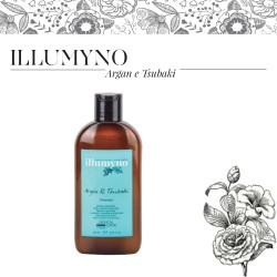 Shampoo Rigenerante Illumyno Argan & Tsubaki - 250 ml - Design Look