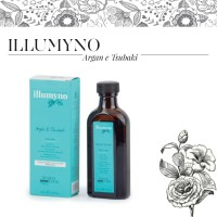Elixir Lucidante Illumyno - Argan & Tsubaki - 100 ml - Design Look