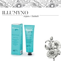 Olio Rigenerante In Crema Illumyno - Argan & Tsubaki - 50 ml - Design Look