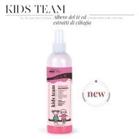 Conditioner Bifasico di Mantenimento Kids Team - 300 ml - Indicato per Bambini  - Design Look