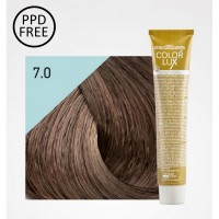 Color Lux - Crema Colorante - 7.0 Biondo - 100 ml - Design Look