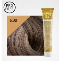 Color Lux - Crema Colorante - 6.00 Biondo Scuro Intenso - 100 ml - Design Look