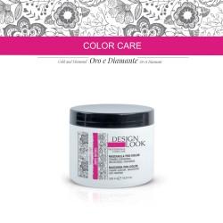 Maschera Protezione Colore - Color Care - 500 ml - Design Look