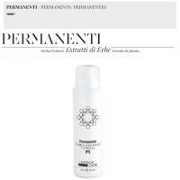 Permanente P1 - Capelli Naturali e Normali - 500 ml - Design Look