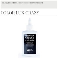 Color Lux Crazy - Anthracite - Colorazione Diretta - 150 ml - Design Look
