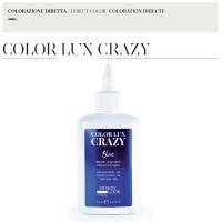 Color Lux Crazy - Blue - Colorazione Diretta - 150 ml - Design Look
