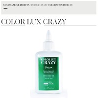 Color Lux Crazy - Green - Colorazione Diretta - 150 ml - Design Look