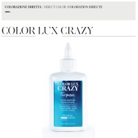 Color Lux Crazy - Turquoise - Colorazione Diretta - 150 ml - Design Look