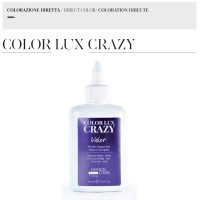 Color Lux Crazy - Violet - Colorazione Diretta - 150 ml - Design Look