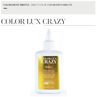 Color Lux Crazy - Yellow - Colorazione Diretta - 150 ml - Design Look