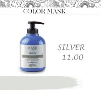 Color Mask Silver - Maschera Colorante Argento - 300 ml - Design Look