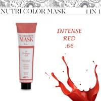 Nutri Color Mask 4 in 1 - Intense Red .66 - 120 ml - Design Look