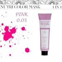 Nutri Color Mask 4 in 1 - Pink 0.05 - 120 ml - Design Look