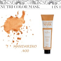 Nutri Color Mask 4 in 1 - Tangerine .400 - 120 ml - Design Look
