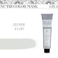 Nutri Color Mask 4 in 1 - Silver 11.00 - 120 ml - Design Look