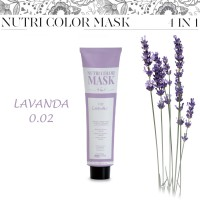 Nutri Color Mask 4 in 1 - Lavander 0.02 - 120 ml - Design Look