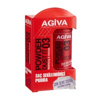 Powder Dust It 03 - Extra Strong Styling - 20 gr. - Agiva