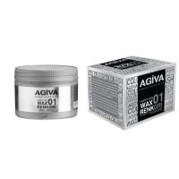 Color Wax 01 - Grigio - 120 gr - Agiva