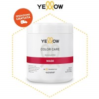 Maschera Color Care - Goji & Aloetrix - 1000 ml - Yellow Alfaparf