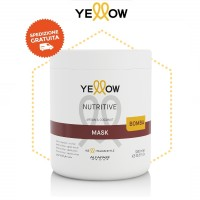 Maschera Nutritive Bomba - 1000 ml - Yellow AlfaParf