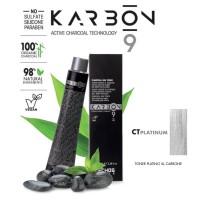 Crema Colorante Capelli Con Carbone - CTPlatinum - Toner Platino - 100 ml - EchosLine