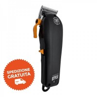 Ga.Ma Barber Series - Absolute Style - Concave Blade - Cordless