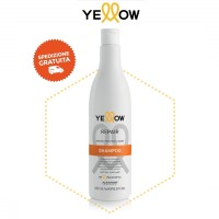 Shampoo Repair Care - Mandorla & Cacao - 500 ml - Yellow Alfaparf