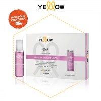 Leave-In Shine Infusion - Trattamento Illuminante Senza Risciacquo - 13x6 ml - Yellow AlfapParf
