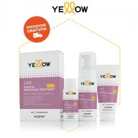 Liss Keratin Smoothing Treatment - Trattamento Lisciante Progressivo - Yellow AlfaParf