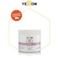 Maschera Liss Anti-Crespo - Keratin HT & Amaranto - 500 ml - Yellow Alfaparf