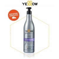 Conditioner Silver Antigiallo - Acai & Rose of Jericho - 500 ml - Yellow AlfaParf