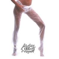 Pantalone In Cartene Monouso Professionale Per Trattamenti - Conf. 25 Pezzi