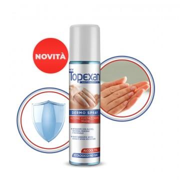 Dermo Spray Azione Igienizzante Mani - 90 ml - Alcol 75%